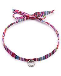 DANNIJO - Sabra Choker Necklace - Lyst