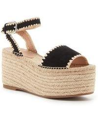 Pour La Victoire - Ria Espadrille Platform Sandal (women) - Lyst