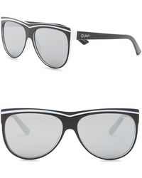 Quay - Hollywood Nights 62mm Sunglasses - Lyst