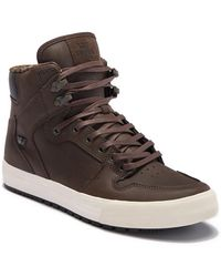 Supra - Vaider Suede High-top Sneaker - Lyst
