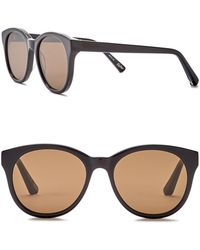 Elizabeth and James - Foster 54mm Oversized Sunglasses - Lyst