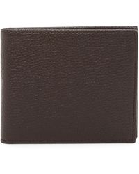 Boconi - Leather Slimfold Wallet - Lyst