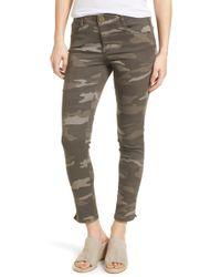 Wit & Wisdom - Ab-solution Camo Ankle Skimmer Pants (regular & Petite) (mr. Mushroom) - Lyst