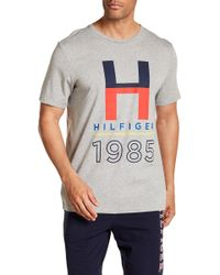 Tommy Hilfiger - Hilfiger Graphic Sleep Shirt - Lyst