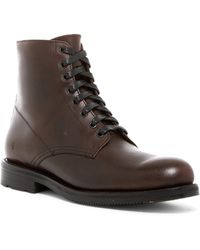 Frye - Brayden Plain Toe Boot - Lyst