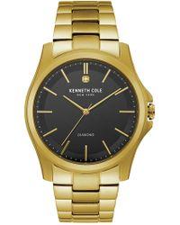 Kenneth Cole - Men's Bracelet Watch, 44mm - Lyst