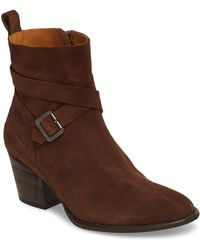 HUNTER - Refined Water Resistant Strappy Boot (women) - Lyst