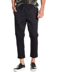 Kenneth Cole - Pull-on Drawstring Pants - Lyst