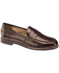 c79ec5abf51 Johnston   Murphy - Gabby Leather Loafer - Lyst