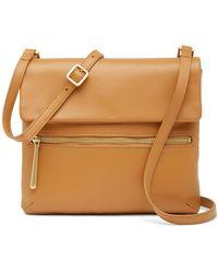Hobo - Lighten Up Leather Crossbody Bag - Lyst