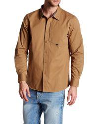 Oakley - Long Sleeve Woven Utility Shirt - Lyst