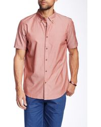 Oakley - Buzz 2.0 Short Sleeve Regular Fit Shirt - Lyst