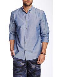 Oakley - Buzz 2.0 Long Sleeve Regular Fit Shirt - Lyst