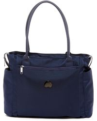 Delsey - Ladies Nylon Tote - Lyst