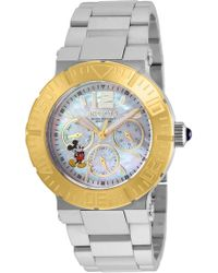 Disney - Women's Limited Edition Bracelet Watch, 40mm - Lyst