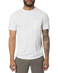 Good Man Brand - Cotton T-shirt - Lyst
