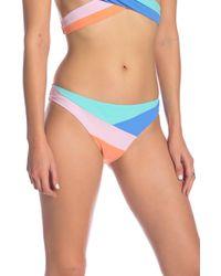 Nanette Lepore - Burano Island Charmed Bikini Bottom - Lyst