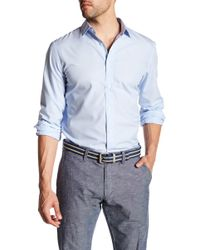 Brooks Brothers - Nine To Nine Slim Fit Shirt - Lyst