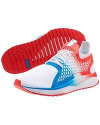 PUMA - Tsugi Netfit V2 Firecraker Sneaker - Lyst