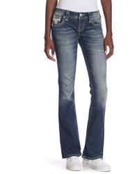 Rock Revival - Maajie Slim Bootcut Jeans - Lyst