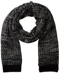 Bickley + Mitchell - Marled Knit Scarf - Lyst