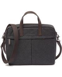 Fossil - Men's Buckner Briefcase - Lyst