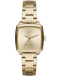 Armani Exchange - Women's Aix Watch, 30mm - Lyst