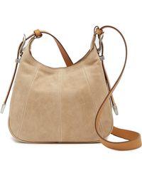 Frye - Jacqui Leather Crossbody Bag - Lyst
