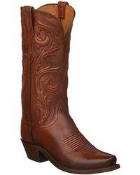 Lucchese - Gilmar Western Boot - Lyst