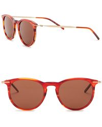 Tomas Maier - 50mm Round Sunglasses - Lyst