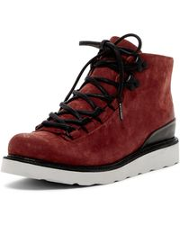 Blackstone - Leather Lace-up Boot - Lyst