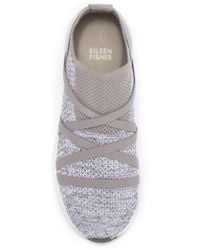 Eileen Fisher - Xanady Woven Slip-on Sneaker (women) - Lyst