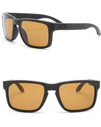 Oakley - Men's Holbrook Polarized 55mm Square Sunglasses - Lyst