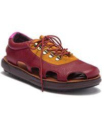 Camper - Marges Leather & Suede Sandal - Lyst