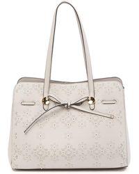 Nanette Lepore - Arya Shoulder Bag (pearl) Bags - Lyst