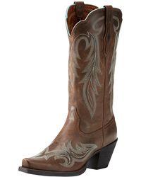 Ariat - Round Up Renegade Western Boot - Lyst