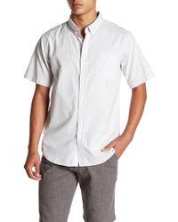 Ezekiel - Costa Short Sleeve Shirt - Lyst