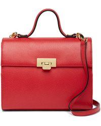 Lodis - Stephanie Bree Medium Leather Crossbody Bag - Lyst