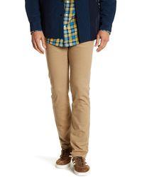 Lands' End - Slim Fit 5 Pocket Jeans - Lyst