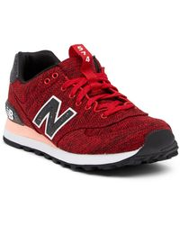 New Balance - Q417 Lace-up Sneaker - Wide Width Available - Lyst