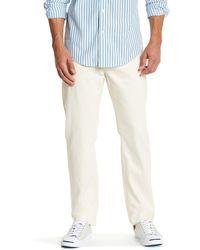 Lands' End - Straight Fit 5 Pocket Jeans - Lyst