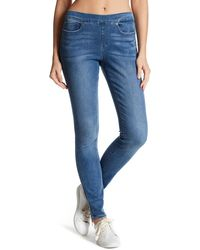 "Lands' End - Pull On Skinny Jean - 26-32"" Inseam - Lyst"