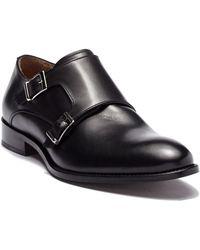 Gordon Rush - Double Monk Slip-on Shoe - Lyst