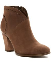 Vince Camuto - Fritan Bootie - Slim Width Available - Lyst
