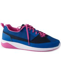 Lands' End - Active Walker Sneaker - Lyst