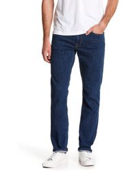 "Lucky Brand - 121 Heritage Slim Jeans - 30-34"" Inseam - Lyst"