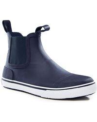 Lands' End - High-top Rain Sneaker - Lyst