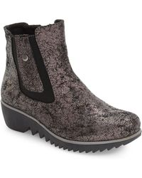 Wolky - Basky Wedge Boot - Lyst