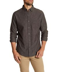 Lands' End | Button-down Collar Tailored Fit Shirt | Lyst