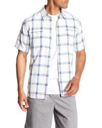 Quiksilver - Island Job Updated Regular Fit Shirt - Lyst